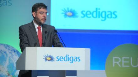 El ex secretario de Estado de Energía, Alberto Nadal, hermano del actual ministro de Industria, Álvaro Nadal. Foto: Sedigás.