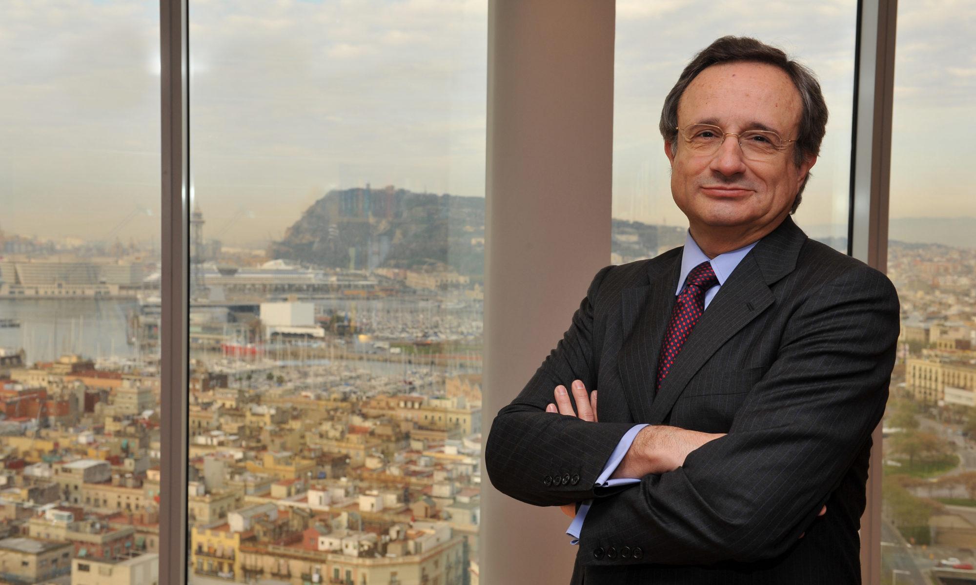 Rafael Villaseca, Consejero delegado de Gas Natural Fenosa. FOTO: GNF.