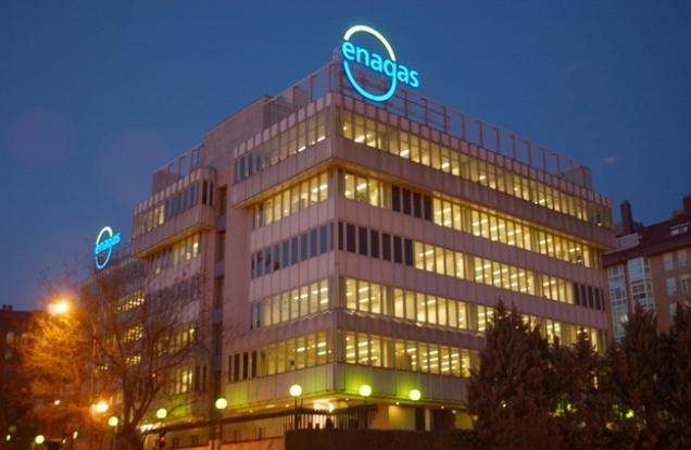 Sede central de Enagás en Madrid. Foto: Enagás.