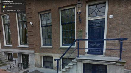 Sede registrada de Endesa en Ámsterdam, Holanda. Foto: Google Street View.