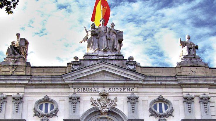 Sede del Tribunal Supremo del Reino de España. Foto: C. Berbell.