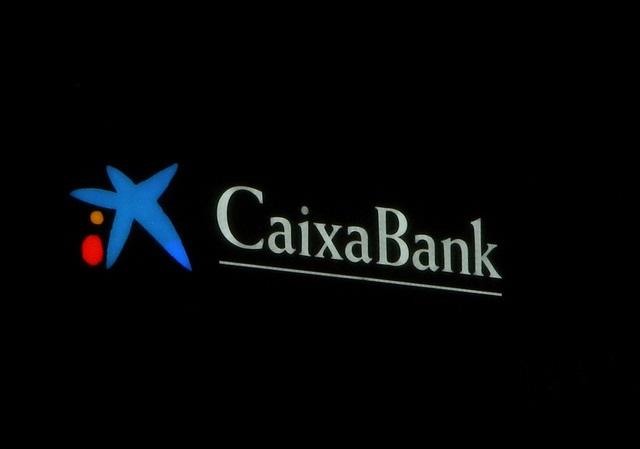 Logo de CaixaBank. Foto: Ricardo Ricote / CC BY 2.0.