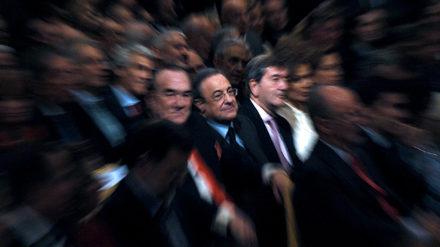 El empresario Florentino Pérez, en una imagen de archivo. FERNANDO SÁNCHEZ