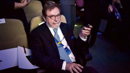 Juan Luis Cebrián. FOTO: ÁLVARO MINGUITO.