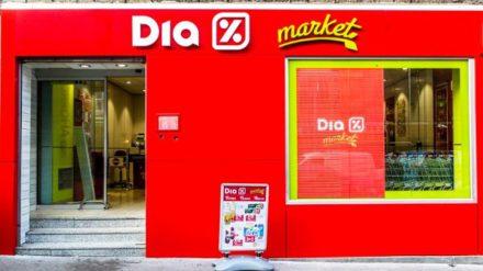 Establecimiento de la cadena de supermercados DIA. Foto: DIA Corporate.