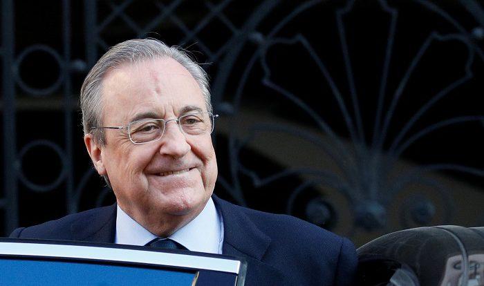 Florentino Pérez, presidente de ACS. Foto: REUTERS/Valentyn Ogirenko