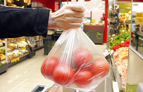 bolsa, dia, supermercado