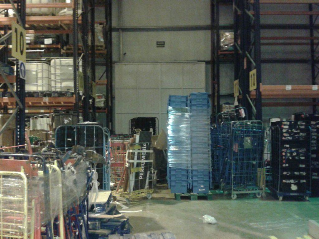 Supermercados DIA, DIA, extrabajador, centro logístico